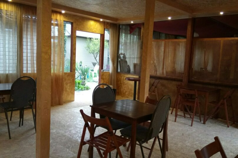 Домик 3-х местный однокомнатный, 20 кв.м. на 3 человека, 1 спальня, Енисейская улица, 4, Лоо - Фотография 8