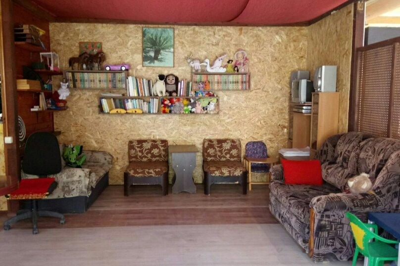 Домик Люкс 4-х мест 2-х комнатный с кухней, 35 кв.м. на 4 человека, 2 спальни, Енисейская улица, 4, Лоо - Фотография 14