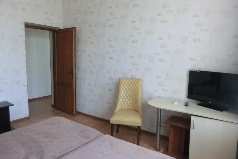 Двухкомнатный семейный номер, улица Декабристов, 131, село Кучук-дере, Сочи - Фотография 1