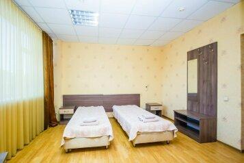 Двухместный стандарт:  Номер, Стандарт, 2-местный, 1-комнатный, Гостиница, Новороссийская улица, 236 на 15 номеров - Фотография 4