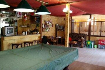 Домики 4-х мест 2-х комнатный, 28 кв.м. на 4 человека, 2 спальни, Енисейская улица, Лоо - Фотография 2
