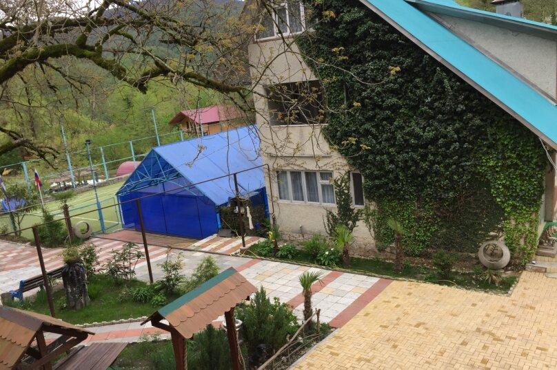 Гостевой дом на 12 чел (6 номеров), 300 кв.м. на 15 человек, 6 спален, Скальная улица, 4, село Монастырь, Сочи - Фотография 28