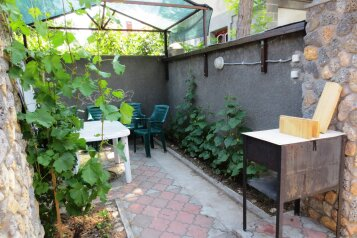 Дом в восточном стиле свободен лето 2019, 27 кв.м. на 3 человека, 1 спальня, улица Токарева, 61, Евпатория - Фотография 3