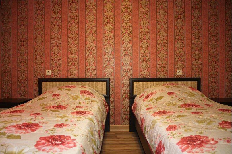 Стандарт с двумя кроватями, Черкесская улица, 85, Гагра - Фотография 1