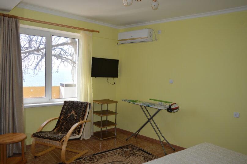 1-комн. квартира, 40 кв.м. на 3 человека, улица Дражинского, 19, Ялта - Фотография 7