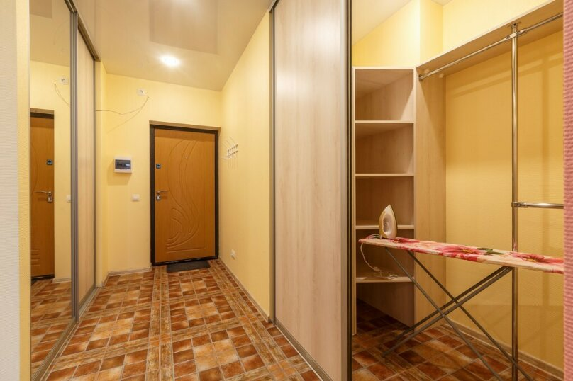 1-комн. квартира, 55 кв.м. на 4 человека, улица Луначарского, 5, Самара - Фотография 10