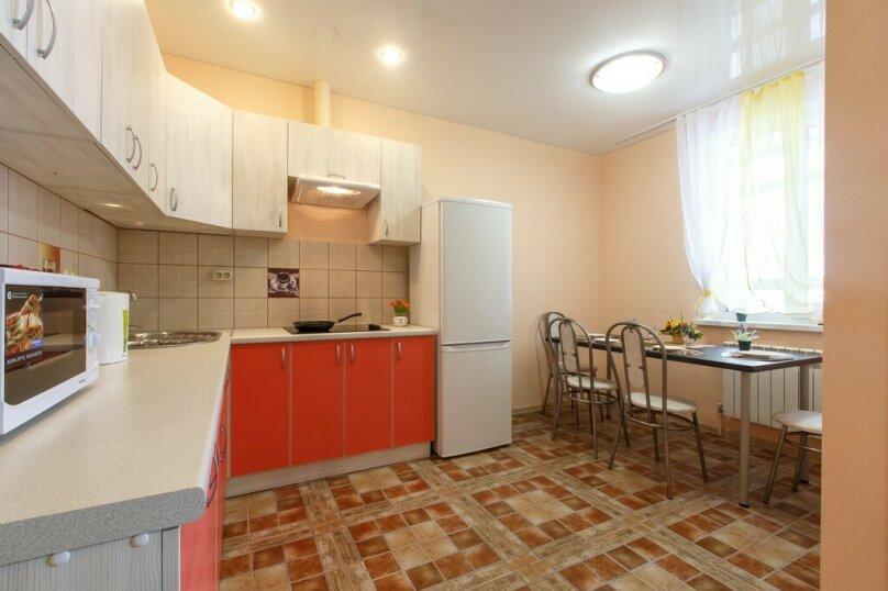 1-комн. квартира, 55 кв.м. на 4 человека, улица Луначарского, 5, Самара - Фотография 4