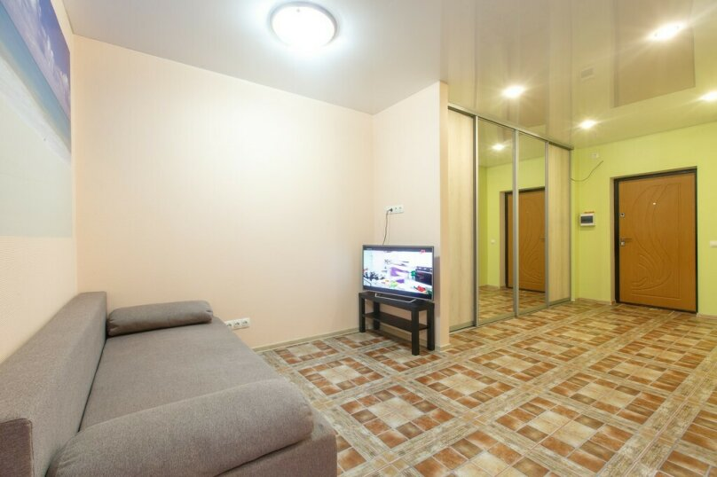 1-комн. квартира, 55 кв.м. на 4 человека, улица Луначарского, 5, Самара - Фотография 9