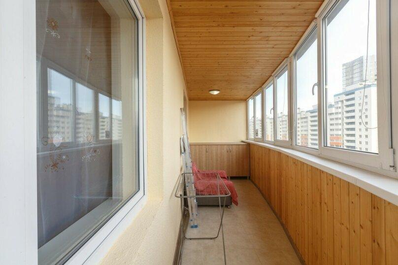 1-комн. квартира, 55 кв.м. на 4 человека, улица Мичурина, 138, Самара - Фотография 11