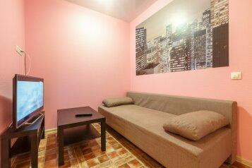 1-комн. квартира, 55 кв.м. на 4 человека, улица Луначарского, 5, Самара - Фотография 2