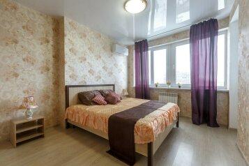 1-комн. квартира, 55 кв.м. на 4 человека, улица Луначарского, 5, Самара - Фотография 3