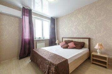 1-комн. квартира, 55 кв.м. на 4 человека, улица Луначарского, Самара - Фотография 1