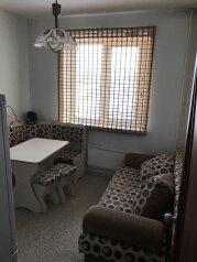 1-комн. квартира, 35 кв.м. на 4 человека, Школьный переулок, посёлок Тургояк, Миасс - Фотография 1