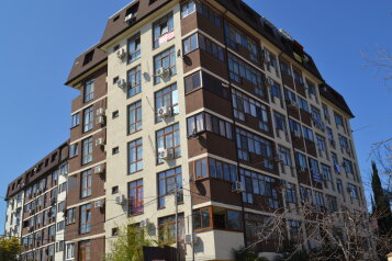 1-комн. квартира, 25 кв.м. на 4 человека, Цветочная улица, Адлер - Фотография 2