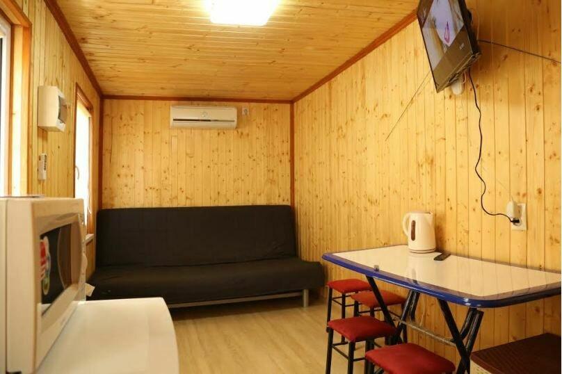 Небольшой деревянный домик для 3-х гостей, Магнолии, 9, Анапа - Фотография 1