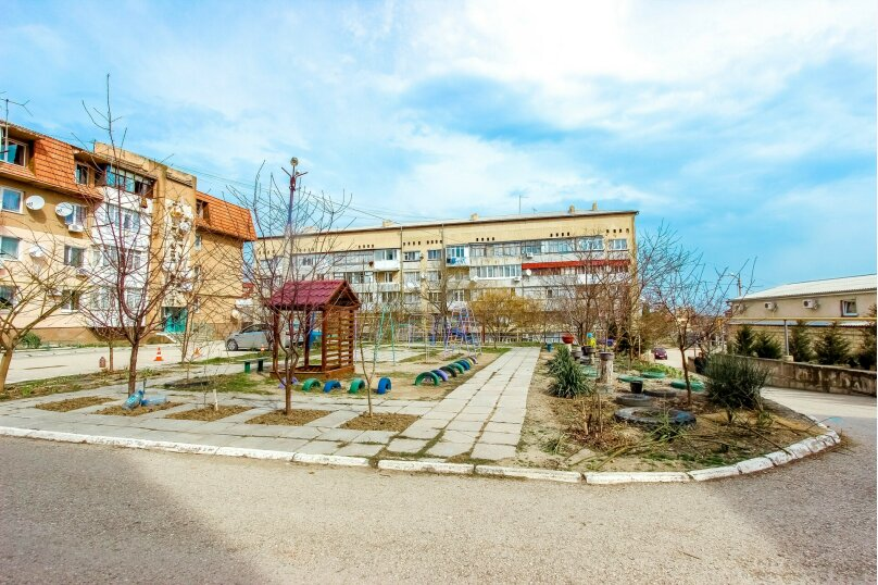 2-комн. квартира, 50 кв.м. на 5 человек, улица Истрашкина, 15, Судак - Фотография 18