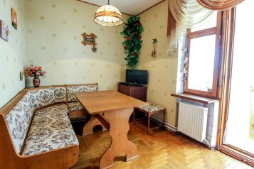 2-комн. квартира, 50 кв.м. на 5 человек, улица Истрашкина, 15, Судак - Фотография 2