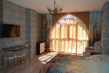 1-комн. квартира, 26 кв.м. на 3 человека, Приморская, Алупка - Фотография 1
