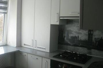 3-комн. квартира, 60 кв.м. на 5 человек, улица Чапаева, 25, Черноморское - Фотография 1