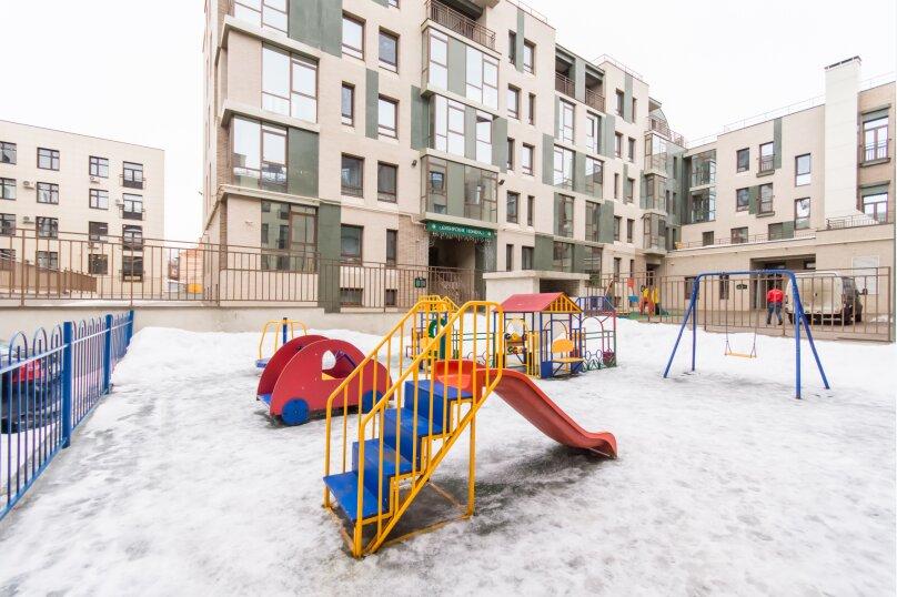 1-комн. квартира, 40 кв.м. на 3 человека, улица Чернышевского, 16, Казань - Фотография 2