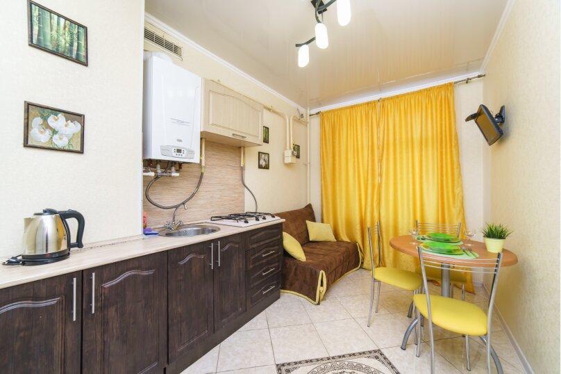 1-комн. квартира, 40 кв.м. на 3 человека, улица Чернышевского, 16, Казань - Фотография 4