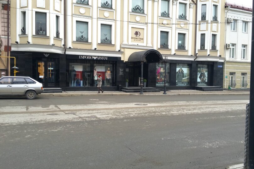 1-комн. квартира, 40 кв.м. на 3 человека, улица Чернышевского, 16, Казань - Фотография 12