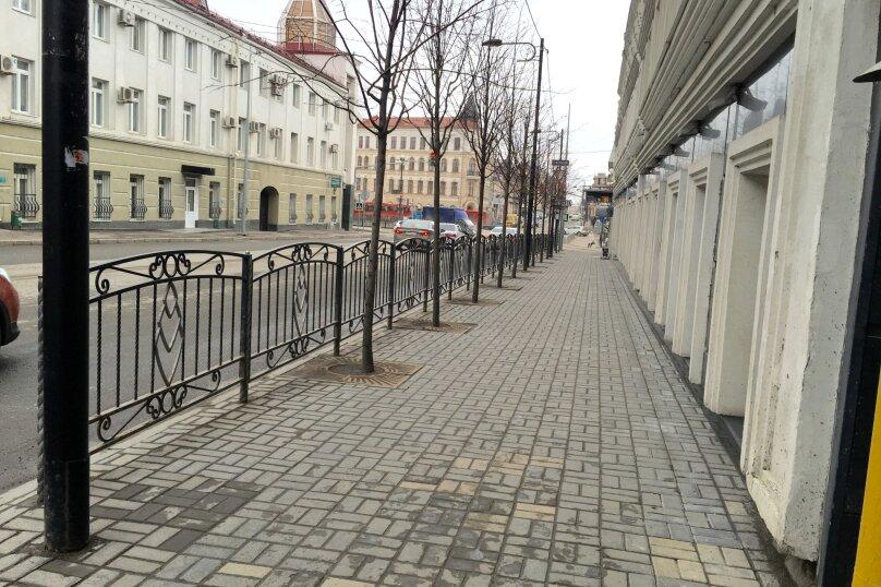 1-комн. квартира, 40 кв.м. на 3 человека, улица Чернышевского, 16, Казань - Фотография 13