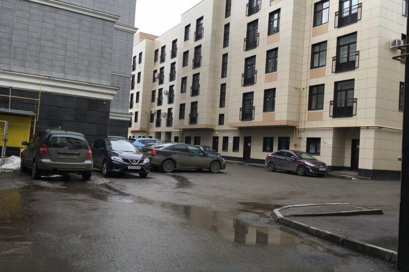 1-комн. квартира, 40 кв.м. на 3 человека, улица Чернышевского, 16, Казань - Фотография 16