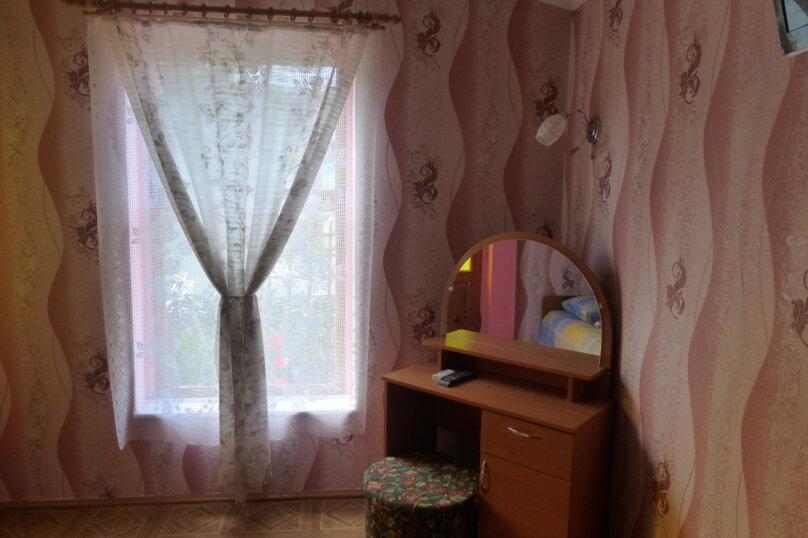 Двухместный с ванной комнатой, улица Дружбы, дом 10 А, поселок Приморский, Феодосия - Фотография 1