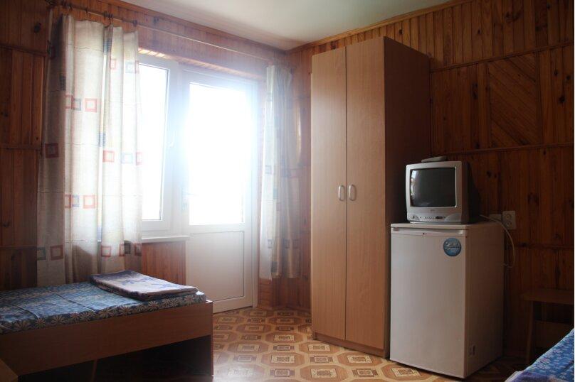 Однокомнатный трехместный с кондиционером, Каламицкая, 7а, Заозерное - Фотография 4