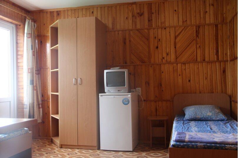 Однокомнатный трехместный с кондиционером, Каламицкая, 7а, Заозерное - Фотография 5