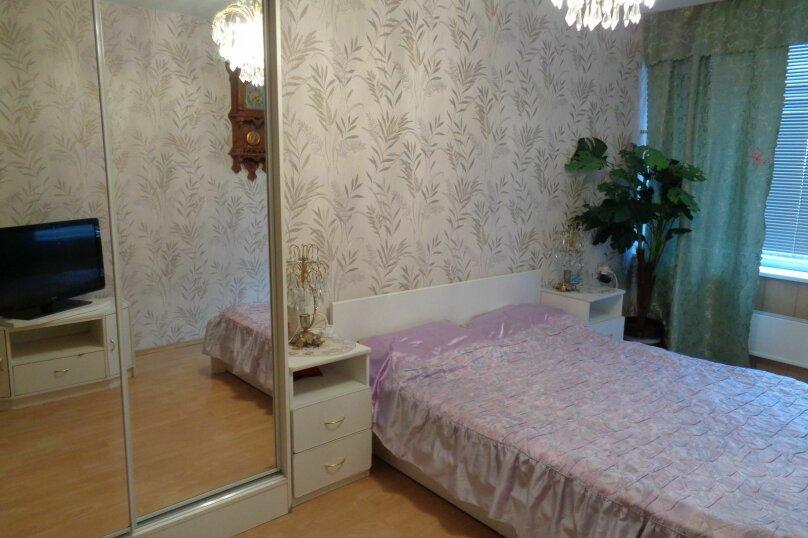 2-комн. квартира, 55 кв.м. на 3 человека, Новосмоленская набережная, 4, метро Приморская, Санкт-Петербург - Фотография 9