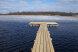 Гостевой дом на Селигере, свой берег, лодка, WIFI, 240 кв.м. на 15 человек, 5 спален, д. Тарасово, 14, Осташков - Фотография 2