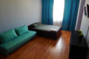 1-комн. квартира, 60 кв.м. на 4 человека, Авиационная улица, Екатеринбург - Фотография 1