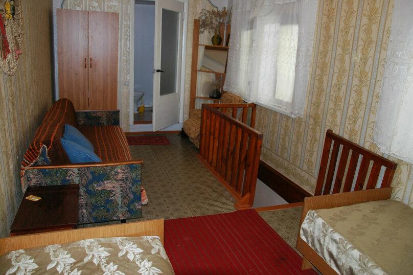 4-х местный с удобствами в номере, Центральная улица, 19, Голубицкая - Фотография 1