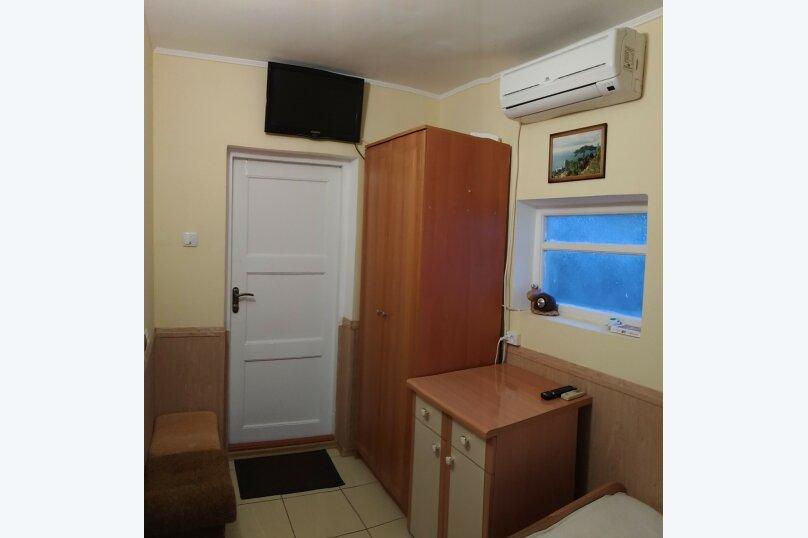 Домик с двориком, 12 кв.м. на 2 человека, 1 спальня, улица Васильченко, 7, Симеиз - Фотография 3