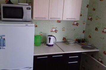 1-комн. квартира, 36 кв.м. на 4 человека, Железнодорожная улица, поселок Приморский, Феодосия - Фотография 2