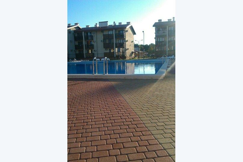 1-комн. квартира, 30 кв.м. на 4 человека, улица Лукоморья, 1к3, село Сукко - Фотография 1