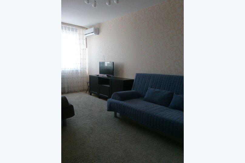 2-комн. квартира, 72 кв.м. на 6 человек, Краснозвёздная улица, 35, Нижний Новгород - Фотография 12