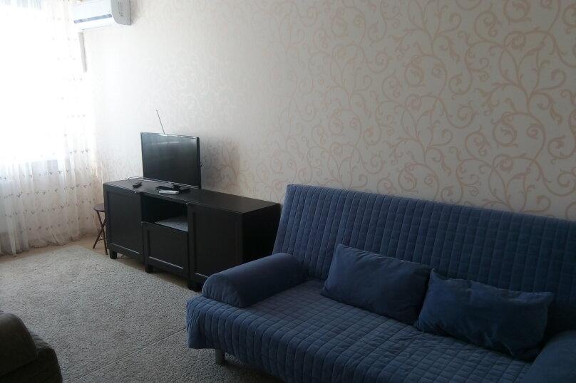 2-комн. квартира, 72 кв.м. на 6 человек, Краснозвёздная улица, 35, Нижний Новгород - Фотография 13