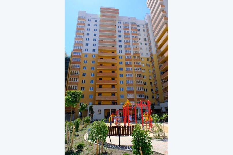 1-комн. квартира, 45 кв.м. на 3 человека, улица Мурата Ахеджака, 4, Новороссийск - Фотография 7