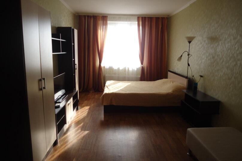 1-комн. квартира, 45 кв.м. на 3 человека, улица Мурата Ахеджака, 4, Новороссийск - Фотография 9