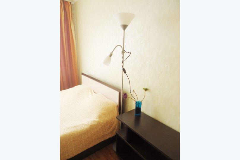 1-комн. квартира, 45 кв.м. на 3 человека, улица Мурата Ахеджака, 4, Новороссийск - Фотография 11