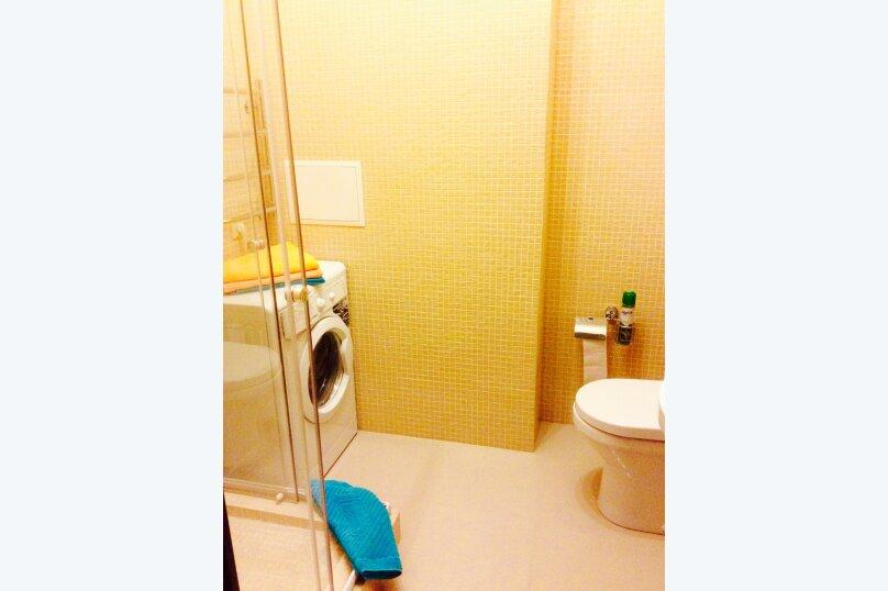 1-комн. квартира, 40 кв.м. на 3 человека, улица Просвещения, 148, Адлер - Фотография 7