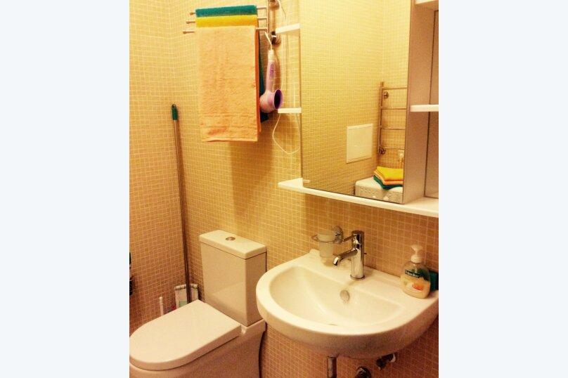 1-комн. квартира, 40 кв.м. на 3 человека, улица Просвещения, 148, Адлер - Фотография 8