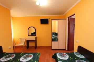 3-комн. квартира, 70 кв.м. на 9 человек, Черноморская улица, 129, Витязево - Фотография 3