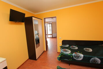 3-комн. квартира, 70 кв.м. на 9 человек, Черноморская улица, 129, Витязево - Фотография 4