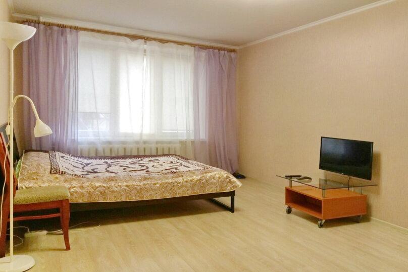 1-комн. квартира, 37 кв.м. на 4 человека, Варшавское шоссе, 78/2, Москва - Фотография 3