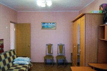 1-комн. квартира на 4 человека, улица Нахимова, поселок Орджоникидзе, Феодосия - Фотография 2
