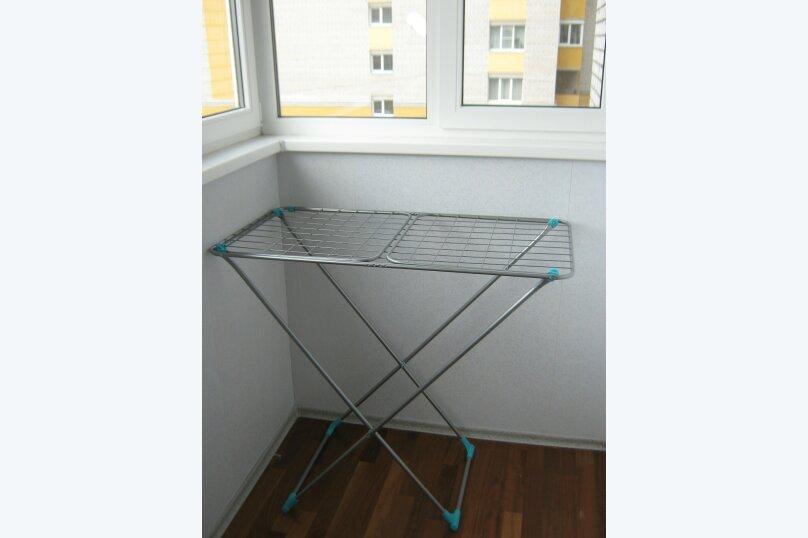1-комн. квартира, 35 кв.м. на 3 человека, Северная улица, 10Б, Вологда - Фотография 8